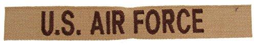 U.S. AIR FORCE TAPES - Desert ()