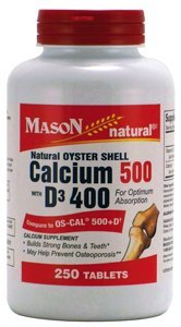 Natural Oyster Shell Calcium - 3