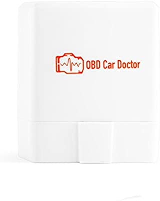 Amazon Com Obd Car Doctor Obd 2 Elm 327 Bluetooth Code Reader Scan