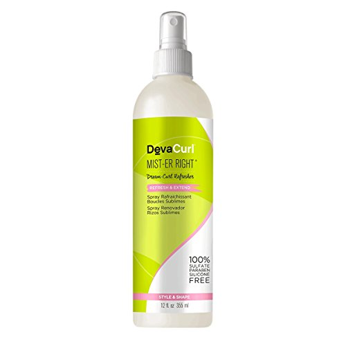 DevaCurl Mist-er Right Dream Curl Refresher; 12oz