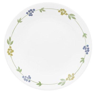 "Corelle Livingware Secret Garden 8-1/2"" Luncheon Plate"