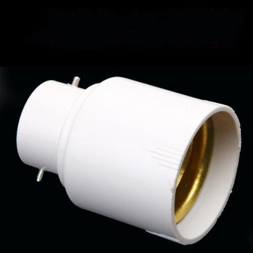 LED Converter Light Bulb Lamp Adapter B22 to E27 Base Yongse