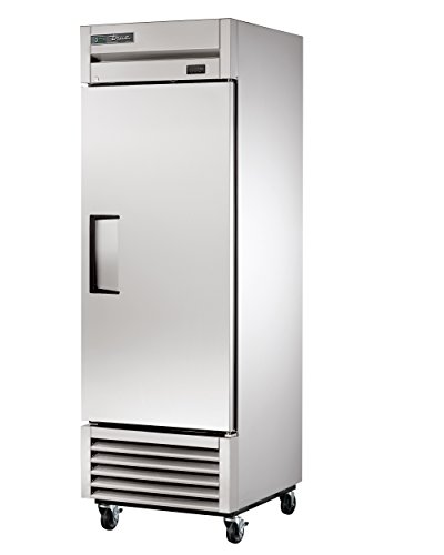 True T-23-HC Reach-In Solid Swing Door Refrigerator with Hydrocarbon Refrigerant, Holds 33 degree F to 38 degree F, 78.375