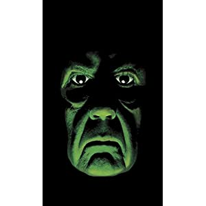 WOWindow Posters Green Demon Translucent Window Decorations (1 Count) (1/pkg)