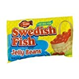 Swedish Fish Jelly Beans (Pack of 3)
