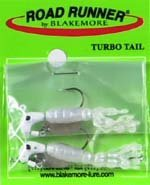 Blakemore - Red Run Turbo 1/8 Oz White / Pearl
