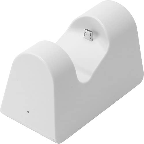 CYBER ・ コンパクト充電スタンド ( PS4 用) ホワイト