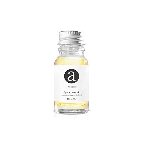 Spiced Wood for Aroma Oil Scent Diffusers - 10 milliliter