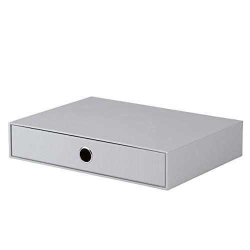 R/össler Soho 1524452170 Drawer Filing 1 Storage Box for A4 Neutral