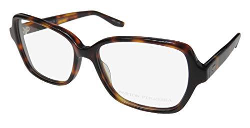 Barton Perreira Sintra Mens/Womens Designer Full-rim Simple & Elegant Hip Eyeglasses/Eyewear (54-15-135, ()