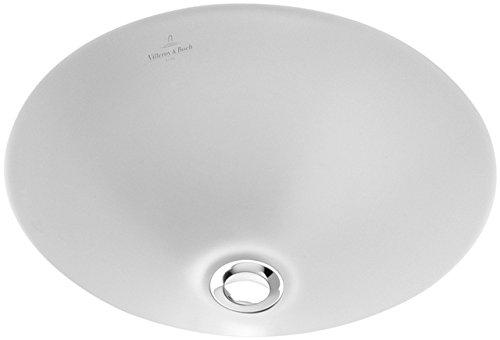 - Undercounter washbasin, 13'' diameter, round
