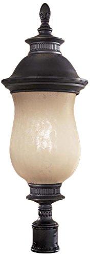 - Minka Lavery Minka 8906-94 European Influence Four Light Post Mount from Newport collection in Bronze/Darkfinish 4 Outdoor, Upc-747396010816
