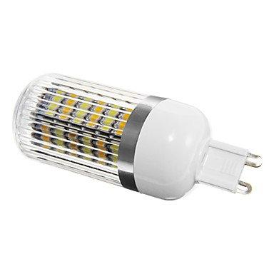 UR LED Corn Lights G9 6 W 120 SMD 3528 420 LM Natural White T Corn Bulbs AC 220-240 V