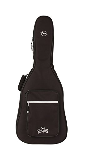Seagull 029792 Dreadnaught Reinforced Gig Bag Seagull logo