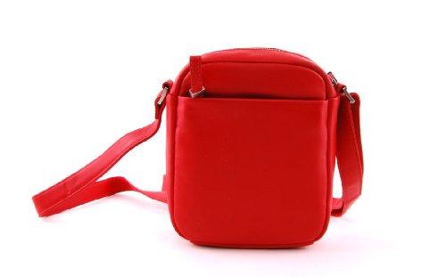 BREE Sleeve 7 traversez en rouge