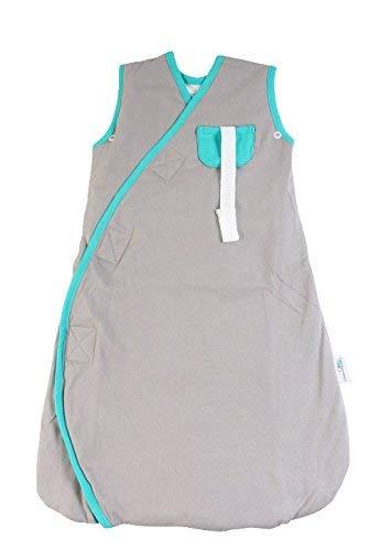 Slumbersac - Saco de dormir de viaje, aprox. 2,5 Tog, elefante azul, disponible en 4 tamaños azul azul Talla:6-18 meses: Amazon.es: Bebé