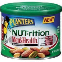 Planters Nutrition Mens Health Recommended Mix, 10.25 Ounce -- 12 per case. by Planters