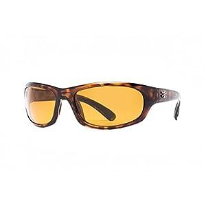 Calcutta Steelhead  Sunglasses (Tortoise Frame, Amber Lens)