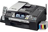 Brother MFC-885CW dispositivo multifunción (equipo de fax, escáner ...