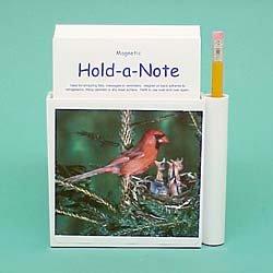 Cardinal Hold-a-Note - Cardinals Memo Pad Holder