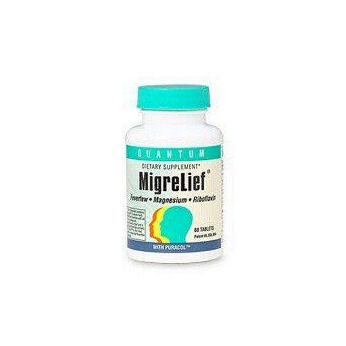 Quantum Migrelief, 60 Tabs, 1 Bottle