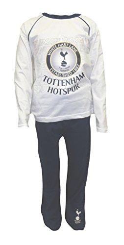 a4bc20aa2 Tottenham Hotspur F.C. Little Boys  Tottenham Hotspur Football Club Long  Pyjamas 4-5 Years