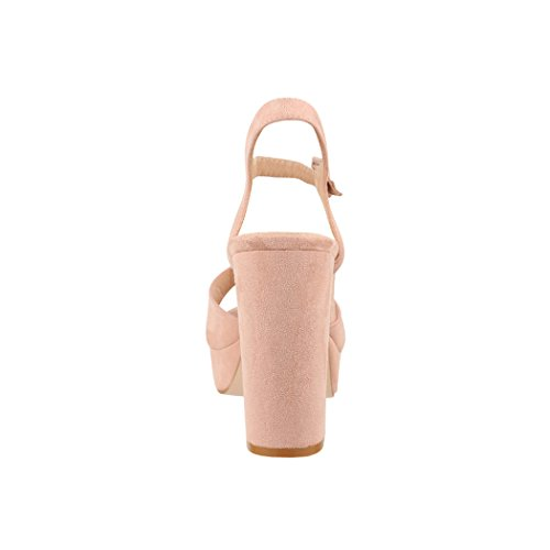 Elara de granate Mujer Tobillo Tira rWYY5nqXgx