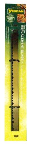 Yeoman Ersatzblatt für Bogensäge, klein, 30,48 cm