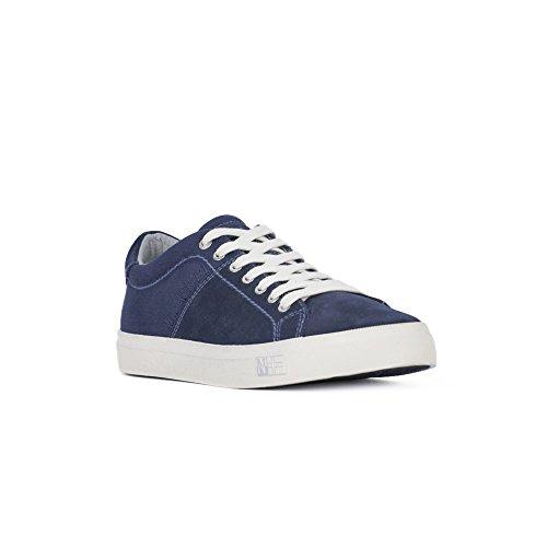Napapijri Calzature Damen Naomi Sneaker Blau (blu Marino)