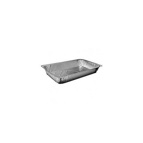 Full Size Aluminum Steam Pan - 50 per case (Deep)