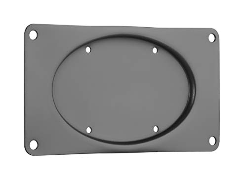 - HumanCentric VESA Mount Adapter Plate for 200 x 100 mm VESA Patterns | Conversion Kit for 75 x 75 VESA Patterns to 200 x 100 mm VESA Patterns