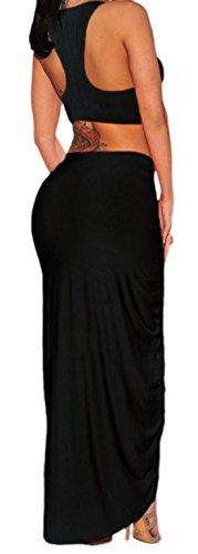 erdbeerloft - Vestido - Sin mangas - para mujer negro