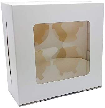 Bakery 6 2x6 2x3 Cupcake Containers Cavity product image