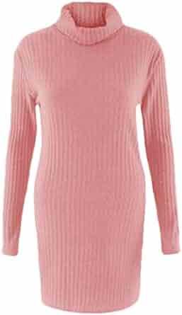 bc19576b05 Shopping Turtleneck - Pinks - Dresses - Clothing - Women - Clothing ...