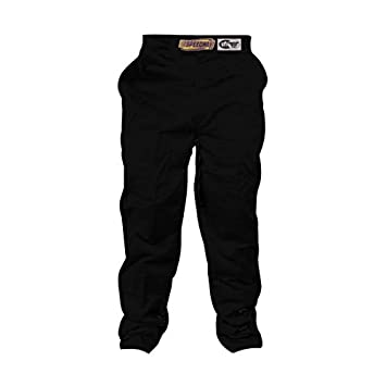 Small Black Racing Pants Only SFI-1