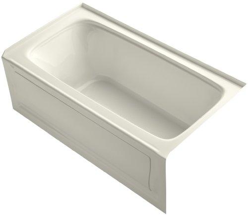 Kohler K-1150-RA-96 Bancroft 5-Foot Bath with Right Hand ...