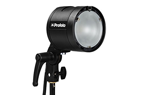 Profoto Flash Heads (Profoto B2 Off Camera Flash Head with Attached Coiled Cable)