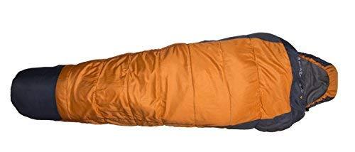World Famous Sports 15 Degree Tech Mummy Sleeping Bag [並行輸入品] B07R4VR1L7