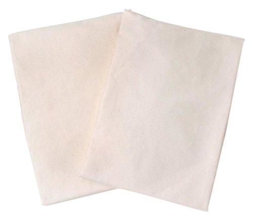 Babydoll Bedding Mini Poly/Cotton Set of 2 Sheets, Ecru by BabyDoll Bedding
