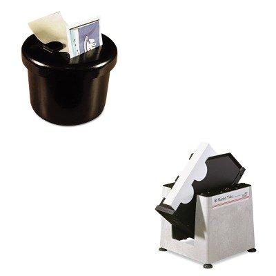 KITLEE40100PRE400 - Value Kit - Martin Yale Tabletop Paper Jogger (PRE400) and Lee Ultimate Stamp Dispenser (LEE40100)