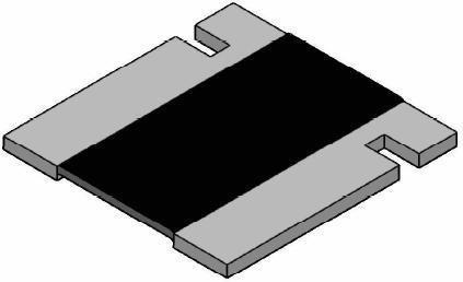 5 pieces SMD 3watts .001ohms 1/% 4-Terminal Current Sense Resistors