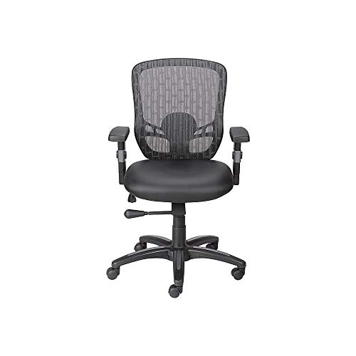 Staples 934100 Corvair Luxura Mesh Back Task Chair Black