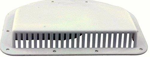 Vent Half (Kaper II L12-0019 White Fits 3
