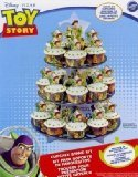 WILTON Toy Story 3-Tier Cupcake Stand Kit - Holds 24 Cupcakes! by Wilton