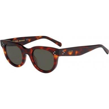 Céline Sunglasses - 41053/S / Frame: Havana Lens: - Cat Sunglasses Eye Celine