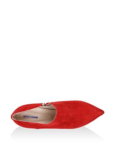 GINO ROSSI Damen Ankle Boot, Rot, 38 EU
