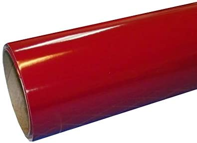 Amazon Com 12 X 10 Ft Roll Of Glossy Oracal 651vinyl For Craft Cutters And Vinyl Sign Cutters Burgundy Arts Crafts Sewing