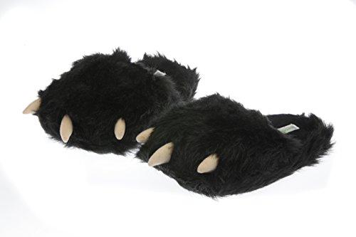 Monster Hausschuhe für Männer und Frauen: Kuriose Monster Kralle Hausschuhe Tier Hausschuhe