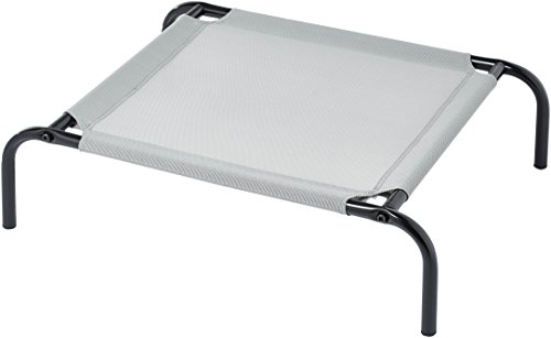 AmazonBasic Elevated Cooling Pet Bed