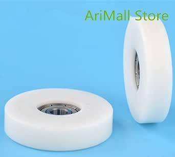 WillBest - Polea de plástico para rodamientos POM 608 (5 unidades ...